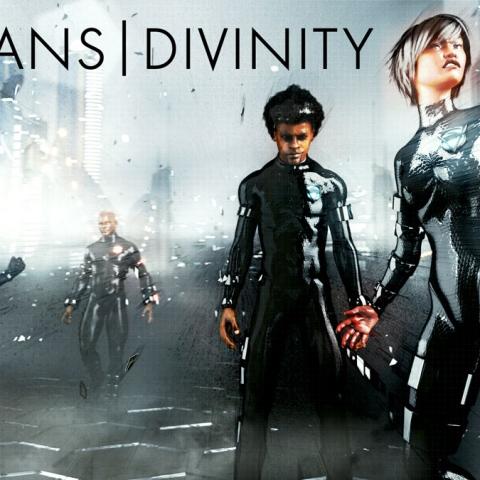 TITANS|DIVINITY Poster