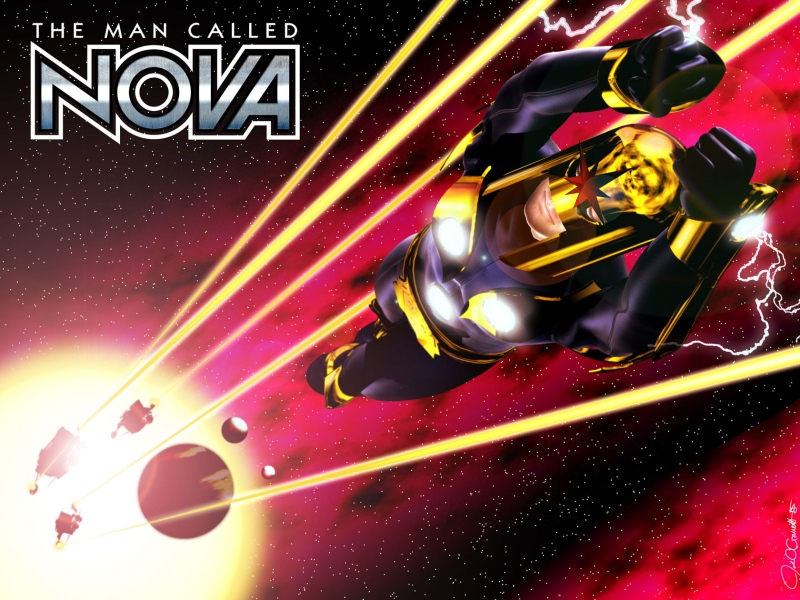 Nova On The Run