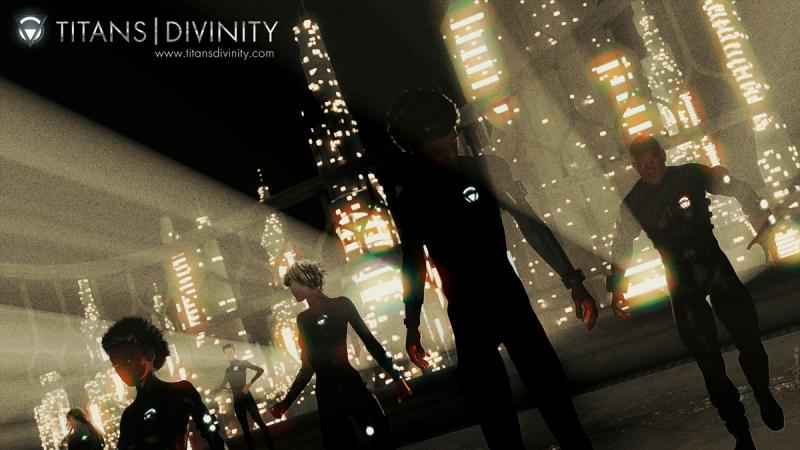 TITANS|DIVINITY Bridge