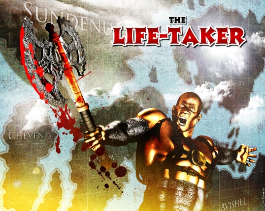 THE LIFE-TAKER 2012