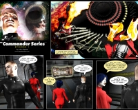The Commander Series Page 1