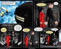 The Commander Series Page 2