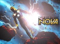 The Man Called Nova - Asteroids