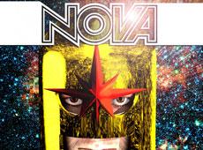 Nova close up