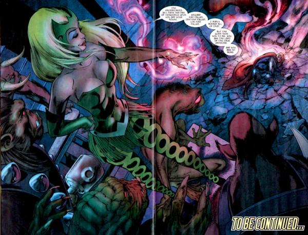 Avengers prime The Enchantress