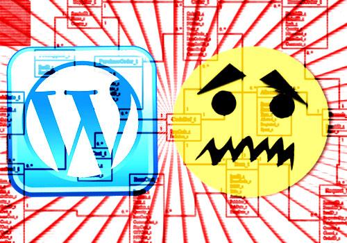 wordpress database woes