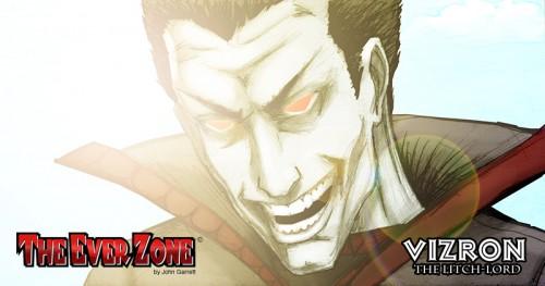 VIZRON the Litch-Lord