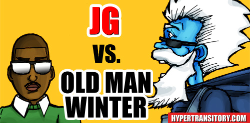 Hypertransitory: The Comic – Episode 2 – Old Man Winter