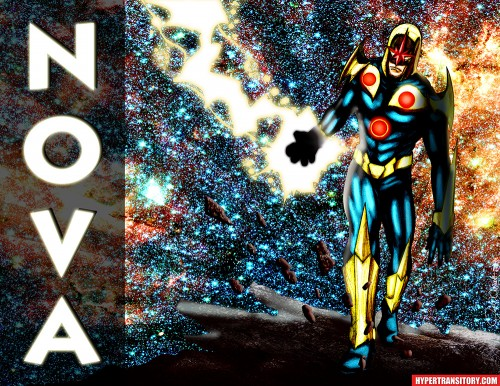 Nova Marvel Comics Nova Nova Richard Ryder