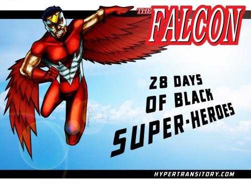 The Falcon-FINAL art by John Garrett