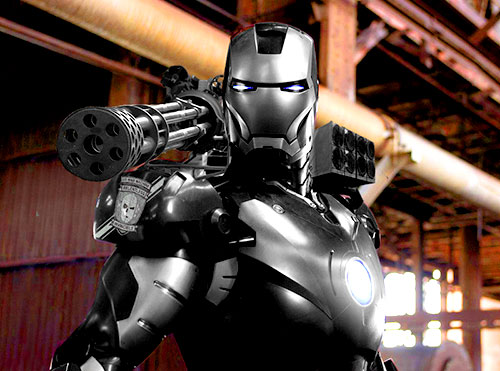 War Machine 28 Days Of Black Super Heroes Day 4