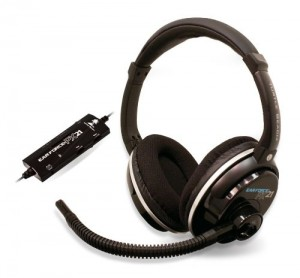 Turtle Beach ear force PX21 gaming headset