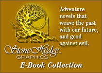 Adventure novels that weave the past with our future, and good against evil!