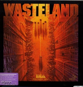 The original Wasteland game