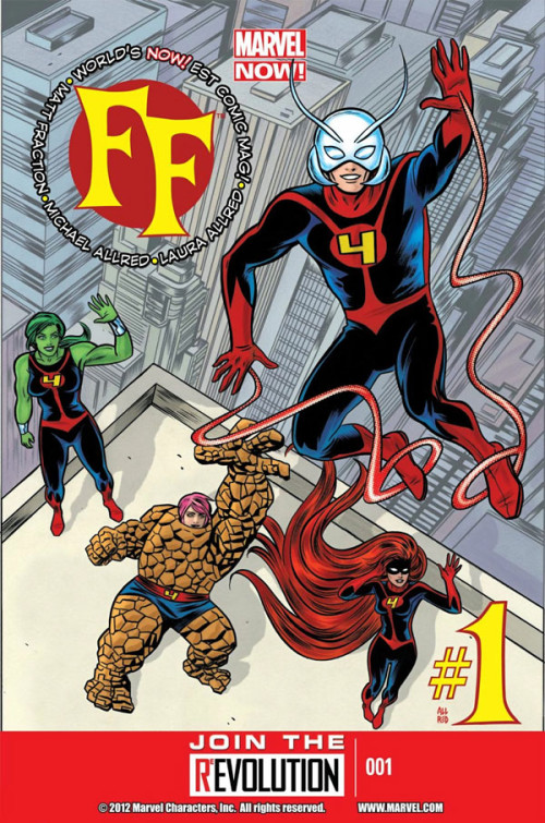 The Fantastic Four are awful people