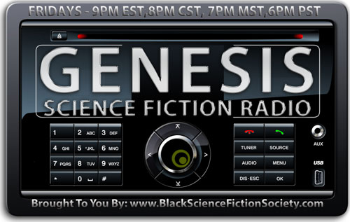 John Garrett Interviewed on Genesis Science Fiction Radio