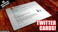 Hypertransitory Twitter Card