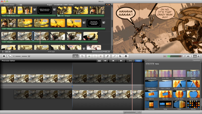 steampunk-comic-imovie