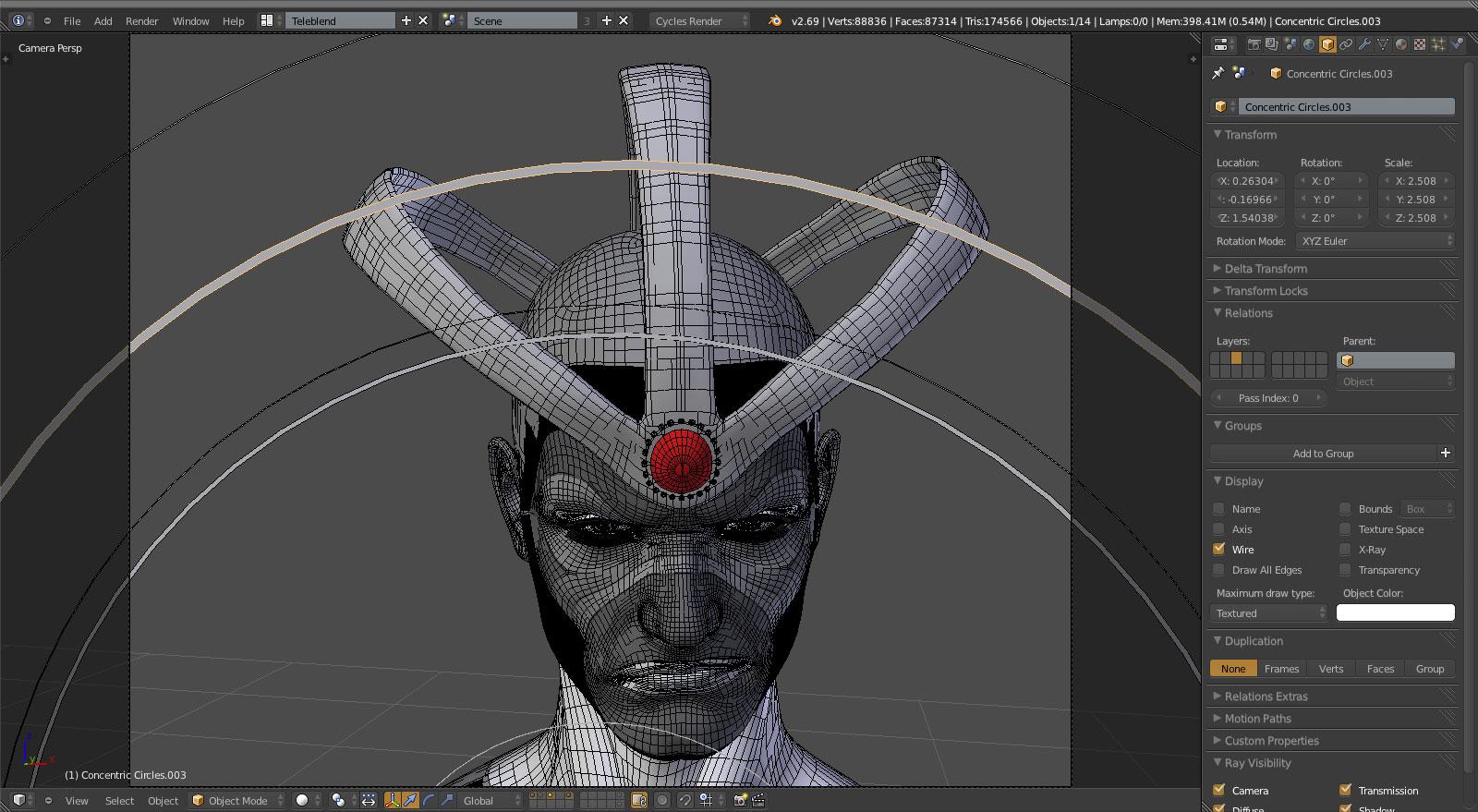 X-Men: Havok in 3D