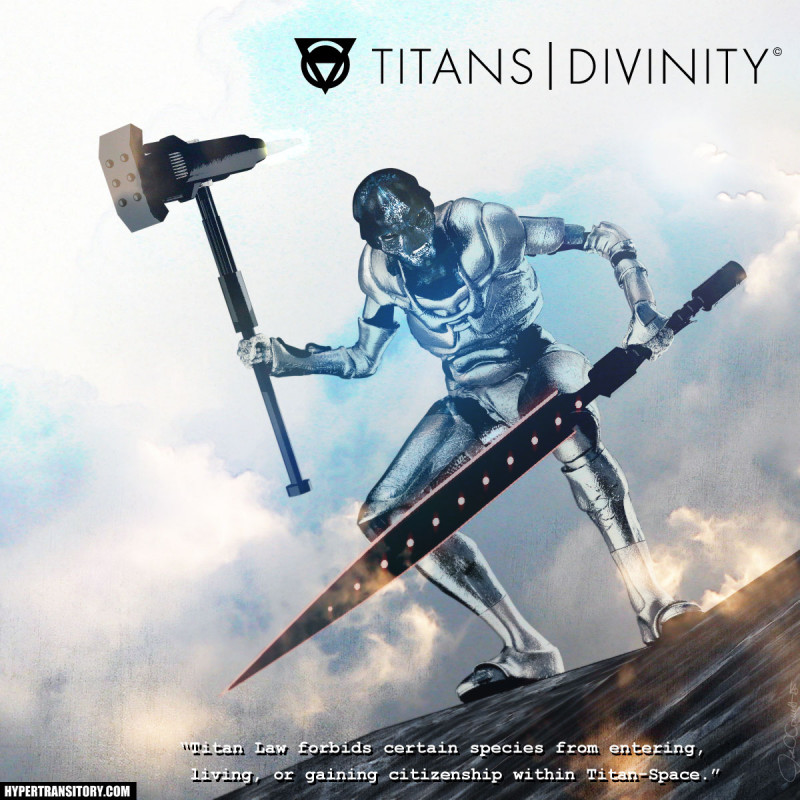 TITANS|DIVINITY - The Varnn