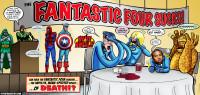 Fantastic Four and Michael B. Jordan