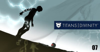 Comic: Titans-Divinity Episode 07