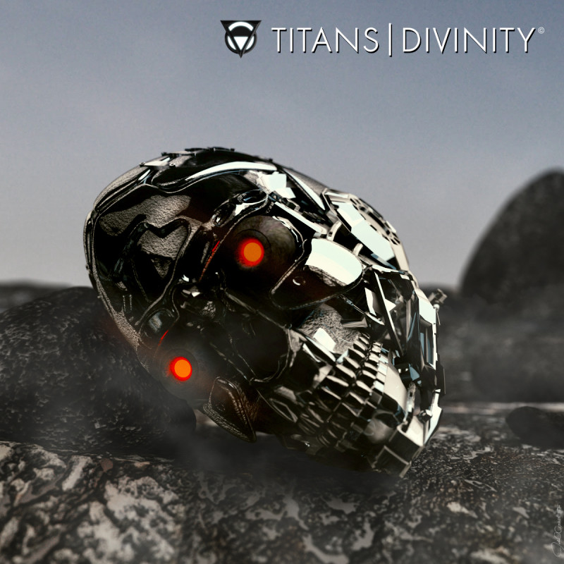 Comic: Titans-Divinity Episode 07 Kill-Bot