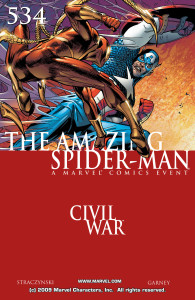 Civil War - Amazing Spider-Man-049