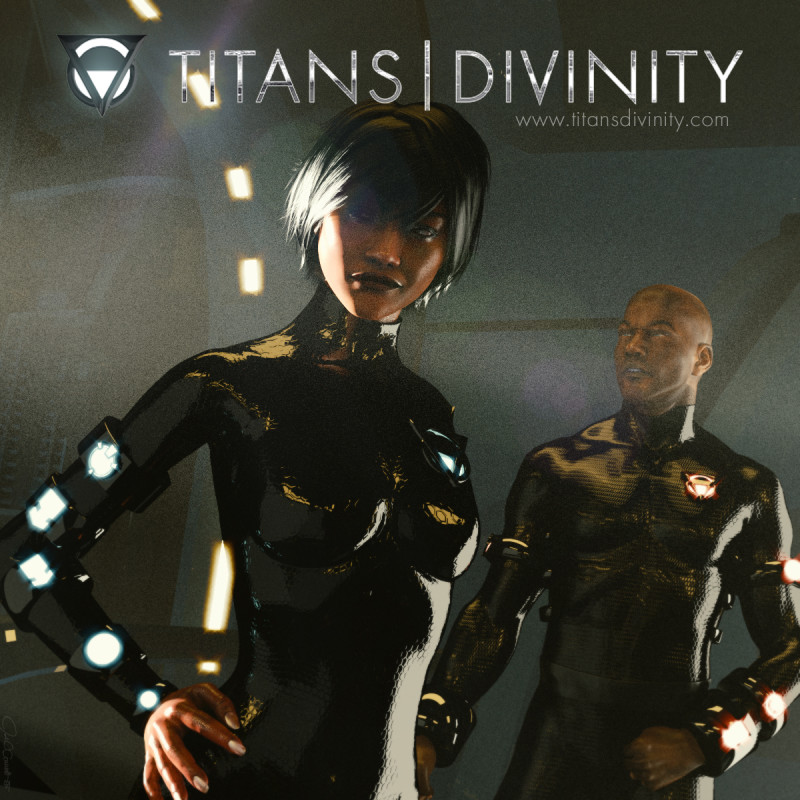 TITANS|DIVINITY - Niva and Dux