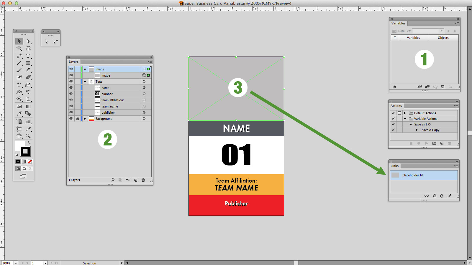 Adobe Illustrator Variable Data - The EASY way!